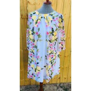 Eva Mendes New York Midi Dress
